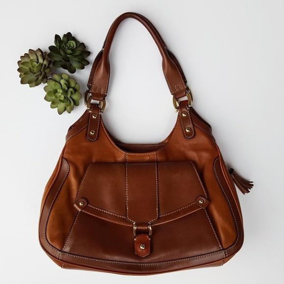 095d281c062e Cole Haan Handbags - Cole Haan Paige Leather Satchel